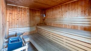 Sauna Résidence Le Domaine des Grands Lacs